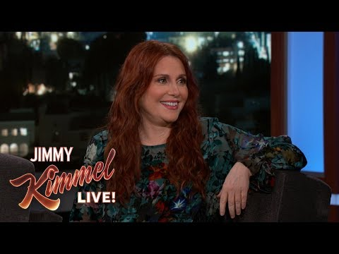 Nick Offerman Thinks Megan Mullally Looks Like Cher After Sex Mp3