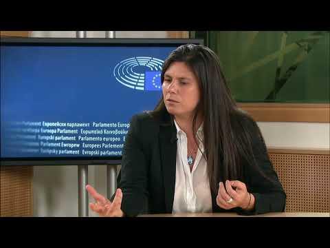 Virginie Rozière s'exprime sur les nouvelles initiatives  pour les européennes