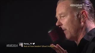 Metallica - Rock am Ring 2014 LIVE (Full Show) HDTV