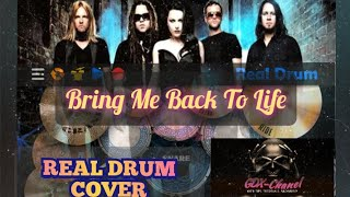 Evanescence_Bring Me Back To Life Real Drum Cover