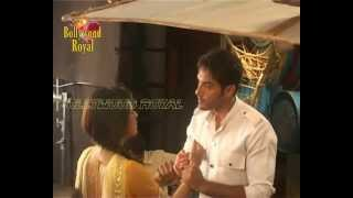 On location of TV Serial 'Madhubala'  Sultan tells Madhu to divorce RK 1