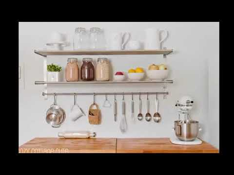 Kitchen Wall Shelves - Aluminium Kitchen Wall Shelves | Best ...
