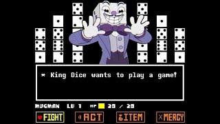 Cuphead King Dice в Unitale v1