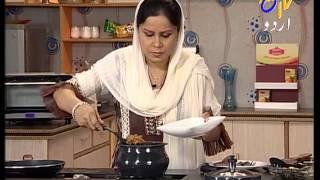 Aks-e-rasoi - Mutton Stew, Ginger Pop And Orange Custard Kheer