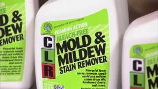 CLR Mold & Mildew Stain Remover Cleans Stubborn Stains