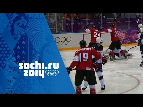 Ice Hockey - Men's Semi-Final - USA v Canada | Sochi 2014 Winter Olympics