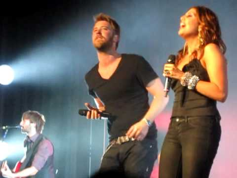 Lady Antebellum - Our Kind of Love @ Wiltern 4/15/10