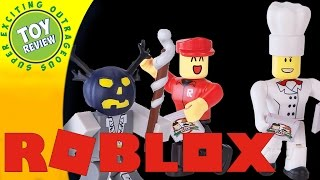 Roblox Series 1 Blind Box Unboxing - Action Figures by Jazwares - Toy Review