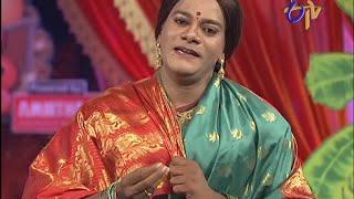 Extra Jabardasth - ఎక్స్ ట్రా జబర్దస్త్ –   Super Sreenu  Performance on 10th October 2014