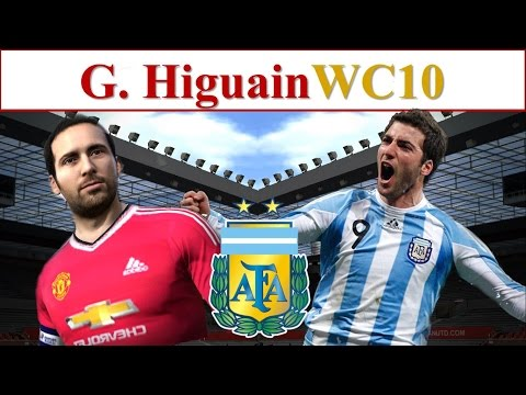 I Love FO3 | Gonzalo Higuain WC10 Review Fifa Online 3 New Engine 2016: