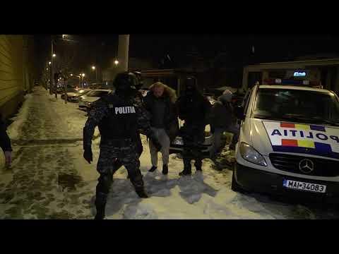 Sibiu criminali medias adusi la parchet