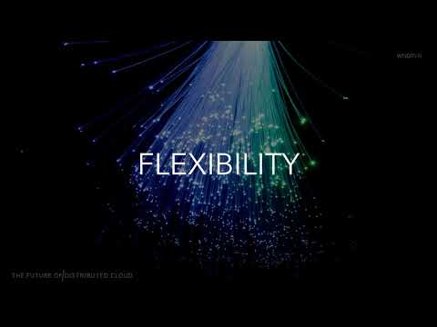 The Future of Distributed Cloud: Flexibility