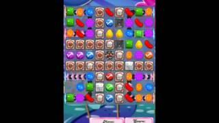 Candy crush saga level 1248 No booster 3 stars