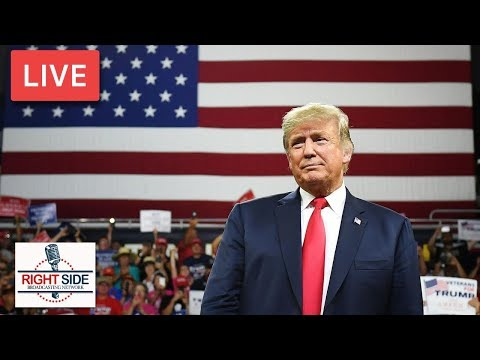 🚨Trump Rally LIVE: President Donald Trump Holds MAGA Rally in Lebanon, OH 10/12/18