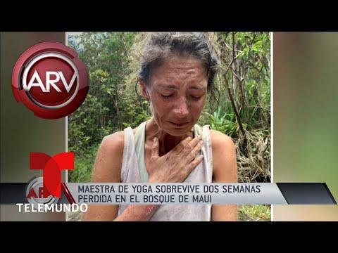 El Gallo Por La Mañana - Maestra de yoga estuvo perdida en un bosque de Maui