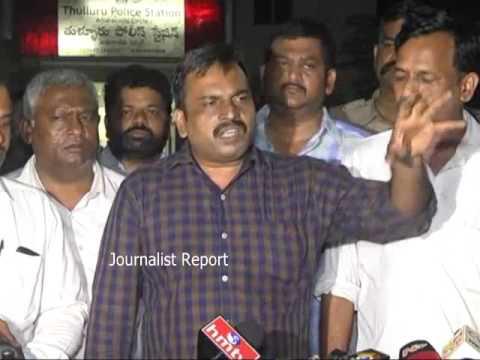 Inturi Ravi kiran fire on Lokesh, TDP Leaders, TDP Govt and Andhra Police