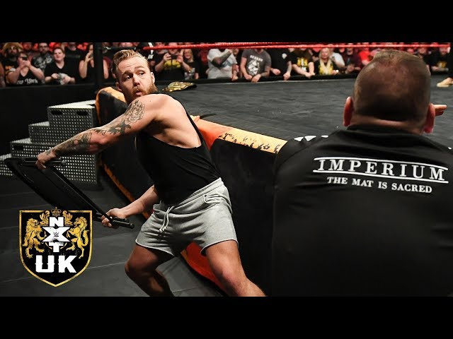 Moustache Mountain run roughshod over Imperium: NXT UK highlights: Aug. 21, 2019