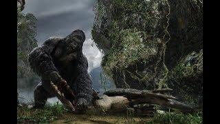 Kong Saves Giant Buffalo Scene   Kong Skull Island 2017 Movie Clip HD   YouTube