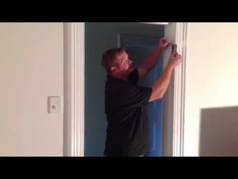 Hang A Door In 3 Steps: Step 2 Measure And Fit The Hinges