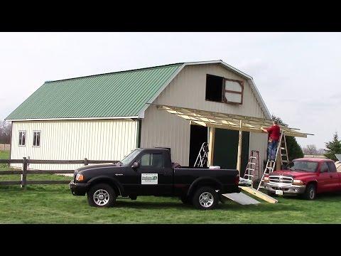 DIY Pole Barn Kits