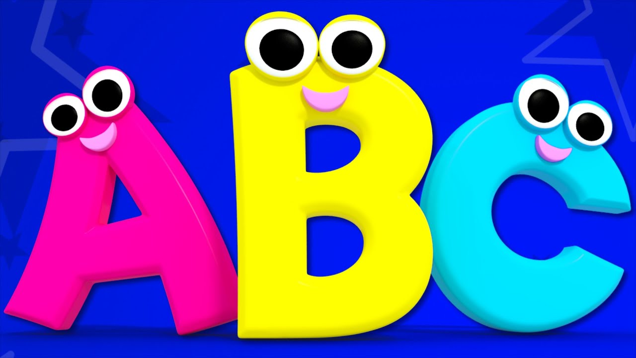 Abc Baby Cartoon Abc Song Alphabets Song Nursery Rhymes For Kids And