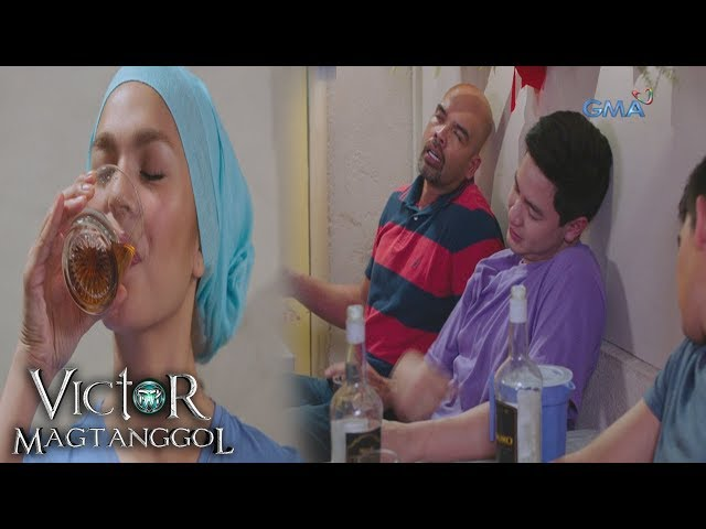 Victor Magtanggol: Sifs drinking session with Victor | Episode 17