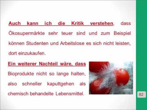 deutsch global prfungsvorbereitung goethe zertifikat b2 schreiben aufgabe 1 - B2 Prufung Beispiel