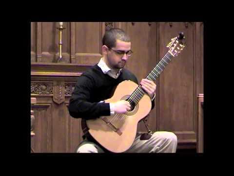 Kahlil Sarikey Classical Guitar D.M.A. Recital