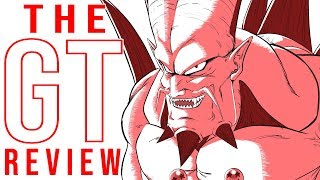 Dragon Ball: GT Review (Part 4) - The Shadow Dragons Saga
