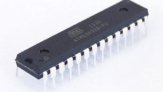 Программирование микроконтроллеров AVR семейства Tiny и Mega фирмы ATMEL (Урок 3