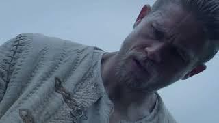 Артур вытаскивает меч Эскалибур из камня I Меч короля Артура