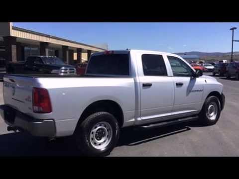 2011 Ram 1500 Tradesman In Craig Co 81625 Youtube
