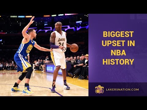 Lakers Beat Warriors, Biggest Upset In NBA History