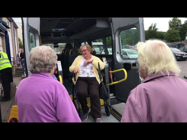 Badenoch & Strathspey Community Transport Company Case Study