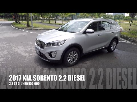 2017 KIA Sorento Diesel Full In-Depth Review | Bobby Ang