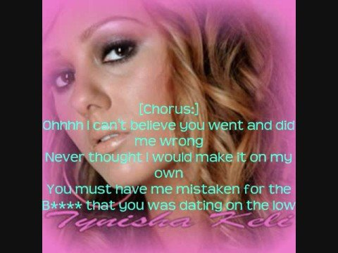 Tynisha Keli - Mistaken w/Lyrics