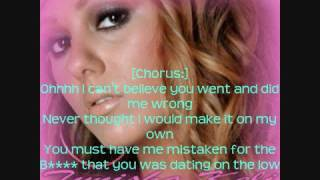 Tynisha Keli - Mistaken w/Lyrics