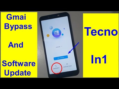 Tecno In1 Frp Gmail Bypass And Phone Lock Reset And Software Update WIth  Tested File No Dead Risk