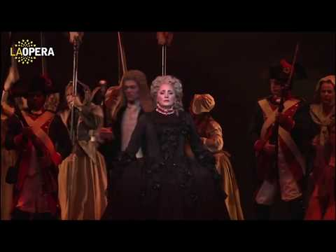 The Ghosts of Versailles - Video and Projection Design