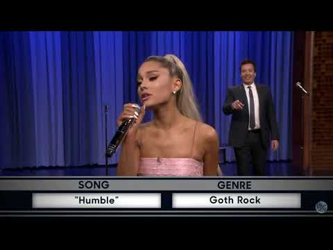 Ariana Grande - Humble (cover)