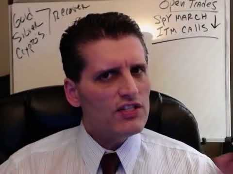 Today's Post Market Wrap Up PLUS  The Dollar Meltdown Accelerates  By Gregory Mannarino