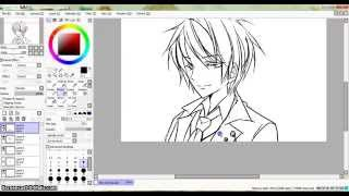 How to Draw Anime: Drawing an anime guy