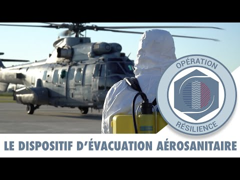 RÉSILIENCE : Caracal et Puma dans le dispositif d'évacuation aérosanitaire