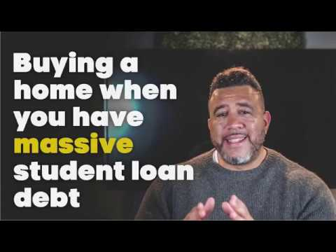 Buying a House With Student Loans - Understanding FHA, Fannie Mae, and Freddie Mac Guidelines
