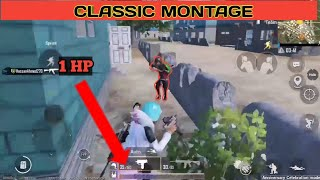 1 Health Point kill in PUBG Mobile | Montage