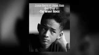 Repeat youtube video Jaden Smith Ft Jhene Aiko - The Worst (Lyrics)