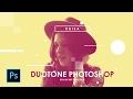 Cara Edit foto keren dengan teknik Duotone Photoshop - Photoshop Tutorial Indonesia