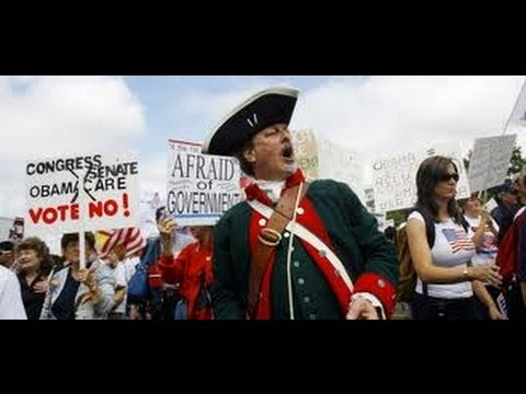 Overtly Racist Speech At Tea Party Immigration Rally