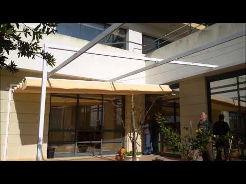 Toldo horizontal autotensable 3 x 4 50m doovi for Toldo horizontal terraza