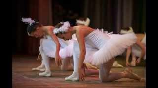 видео детская балетная школа